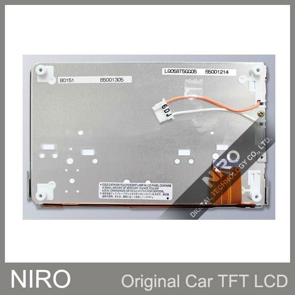 Ниро DHL/EMS+ автомобиль TFT ЖК-мониторы по lq058t5gg05 ЖК-дисплей Экран для Regal и excelle