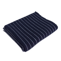 specials wool blends fashion blue white striped men's scarfs shawl pashmina thick for winter 65x210cm