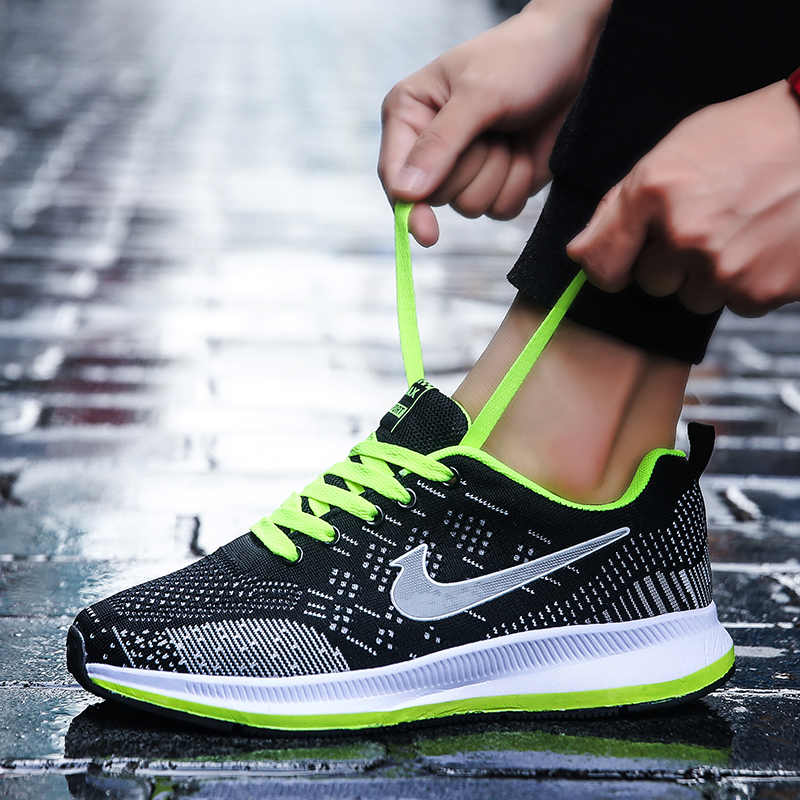uk availability 3b4b5 c6bac Detail Feedback Questions about Official Original Classic Men Metcon Air  Ace 87 Tanjun 90 Cortez Ultra Running Sneakers Flywire Sports Shoes Smithe  Max Size ...