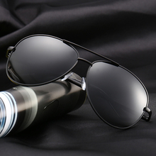 13119150ef90 Classic Polarized Sunglasses Men Driving Goggle frog mirror travel  sunglasses UV400