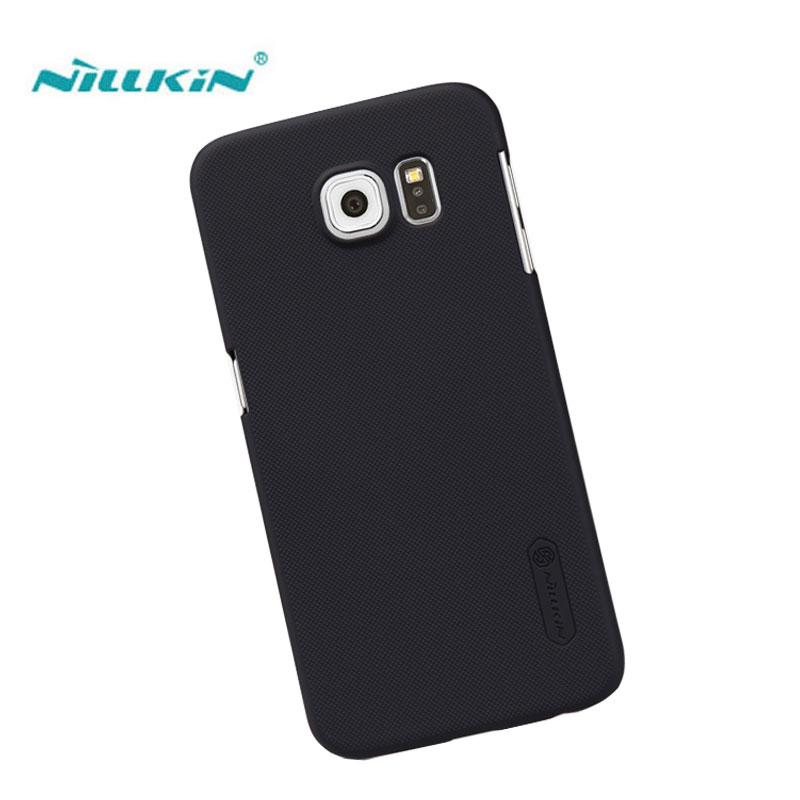 Case For Samsung Galaxy S6 G920F G9200 Nillkin Frosted Shield PC Hard Back Cover sFor Samsung S6 CaseCase For Samsung Galaxy S6 G920F G9200 Nillkin Frosted Shield PC Hard Back Cover sFor Samsung S6 Case