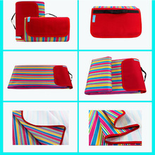 Kyncilor подушка для пикника 600D ткань Оксфорд водонепроницаемая и влагостойкая Весенняя пляжная подушка для пикника