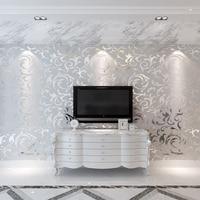 HANMERO Hot Sale Luxury Wallpaper Sofa Bedroom Wall Papers Papel Tapiz De Parede Living Room Bedroom