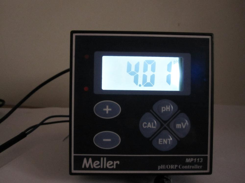 Tester Luxuriant In Design Ph Meter Ph/orp Controller Pc-800 Industrial Ph Meter