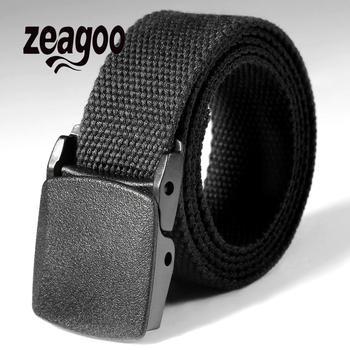 Waist Tactical Adjustable Outdoor Military Nylon Belt