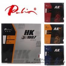 Original Palio 40+ table tennis rubber AK 47 ak47 HK1997 gold table tennis rackets racquet sports pingpong rubber