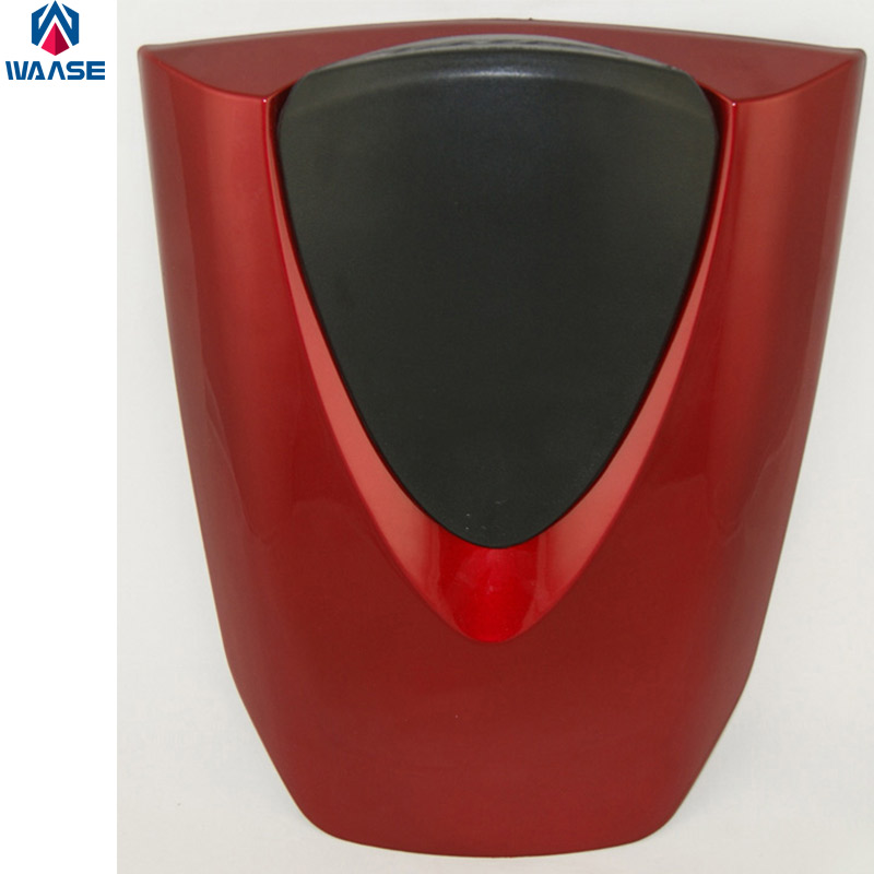 Motorcycle Parts Rear Seat Cover Tail Section Fairing Cowl Dark Red For 2007 2008 2009 2010 Honda CBR600RR CBR 600 RR