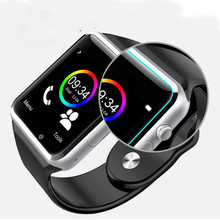 WINBOB A1 WristWatch Bluetooth Smart Watch Sport Pedometer with SIM Camera Smartwatch For Android IOS Iphone 8 Smartphone