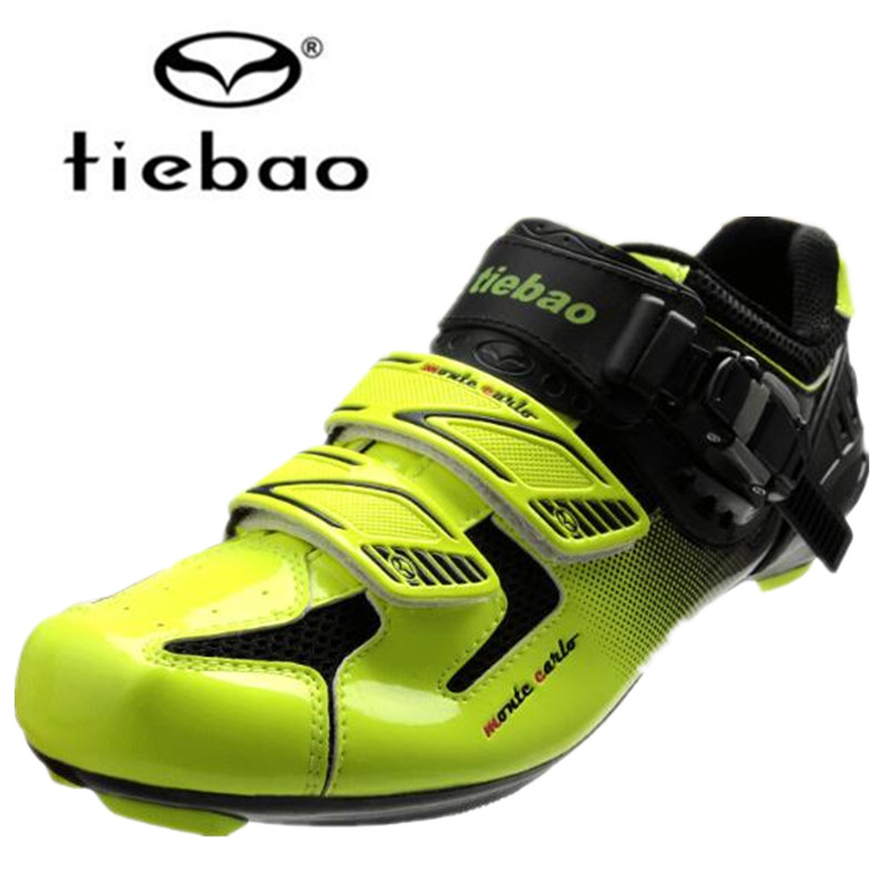 Tiebao Cycling Shoes 2017 Bicycle men sneakers women Sports Road  Athletic Road Bike zapatillas deportivas mujer superstar shoes russian compact dictionary