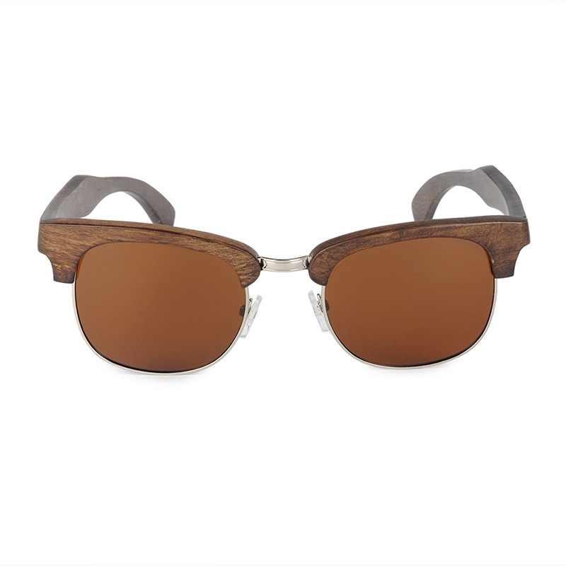 86d298b16f BOBO BIRD Brand Design Luxury Sunglasses Women Original Ebony Wooden  Handmade Sun Glasses Man Dropshipping