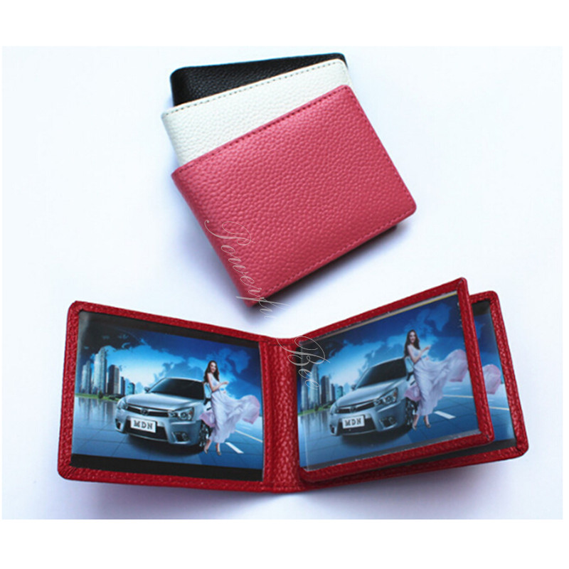 New Arrival 2016 Car Driving Documents Credit Card Case
