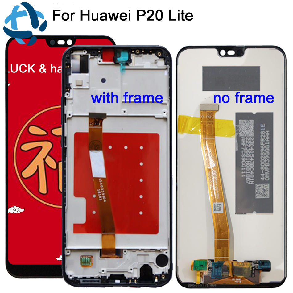 100% tested 5.8 LCD With Frame For HUAWEI P20 Lite Lcd Display Screen 2280*1080 For HUAWEI P20 Lite ANE-LX1 ANE-LX3 Nova 3e100% tested 5.8 LCD With Frame For HUAWEI P20 Lite Lcd Display Screen 2280*1080 For HUAWEI P20 Lite ANE-LX1 ANE-LX3 Nova 3e