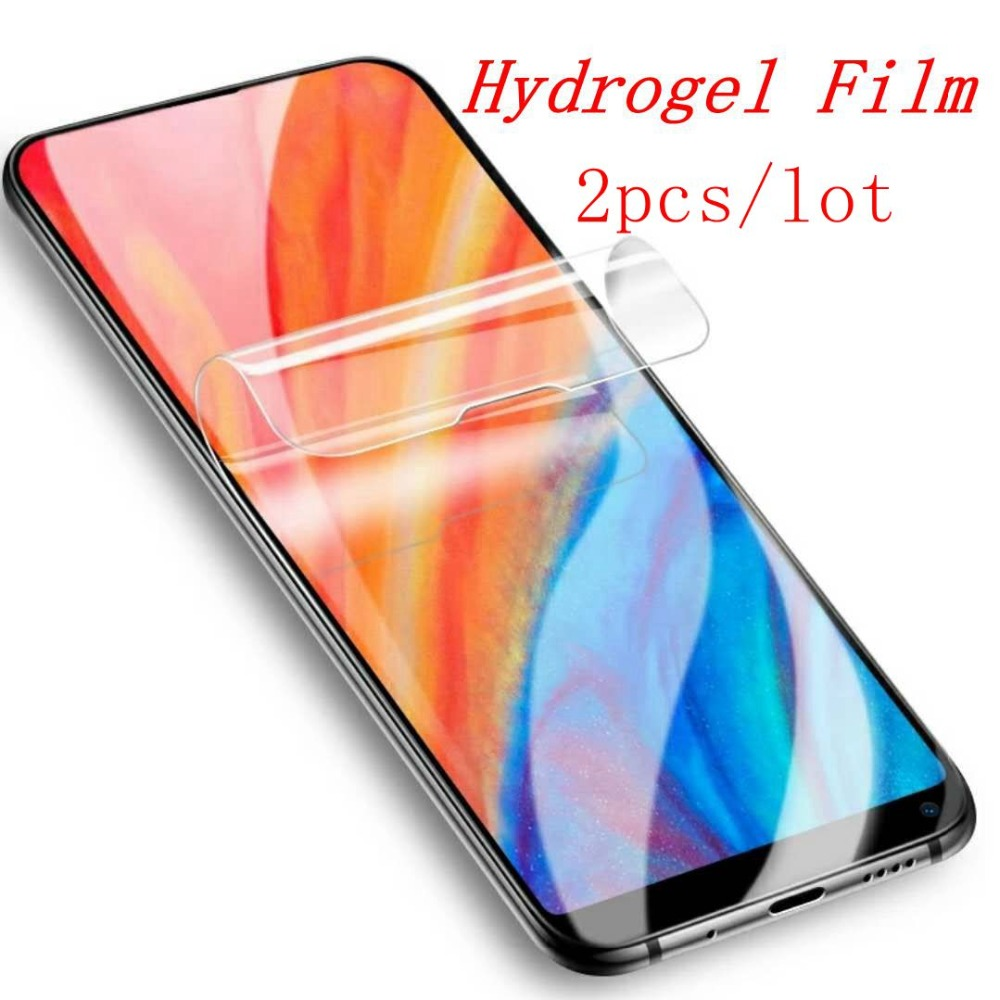 3D Full Protective Soft Hydrogel Film For Meib ue pro7 pro7 plus Cover Screen Protector Film Not Glass 2pcs/lot
