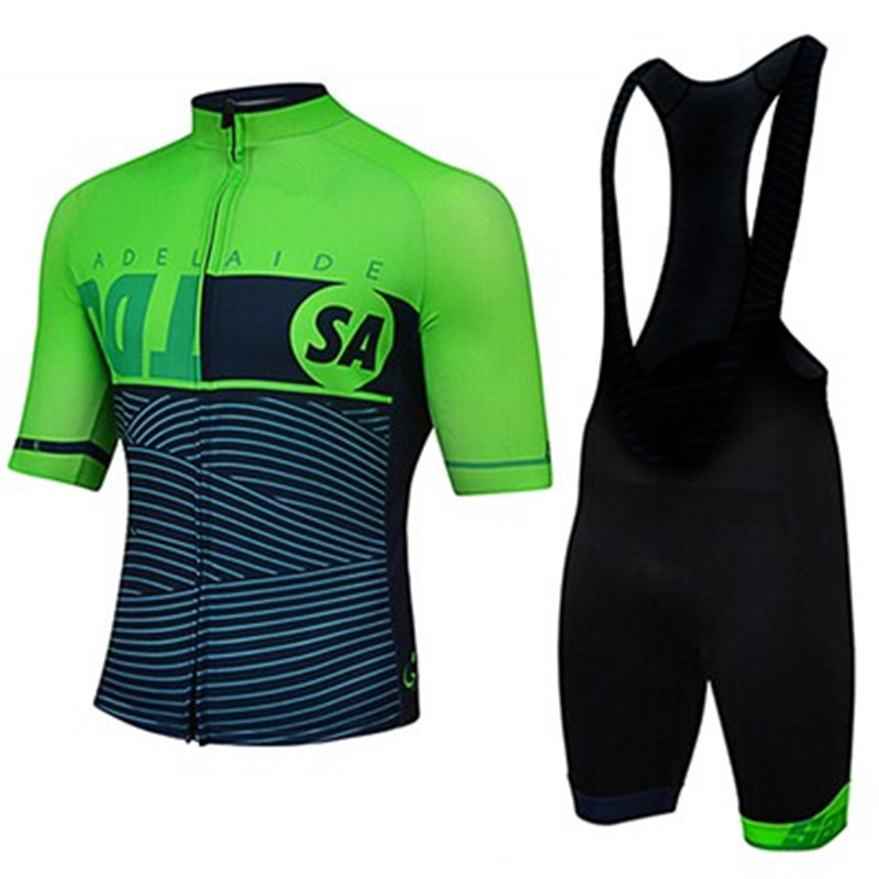 2018 team uci pro Jersey summer cycling jersey bib Ropa Ciclismo red bicicleta cyming Jersey customization factory