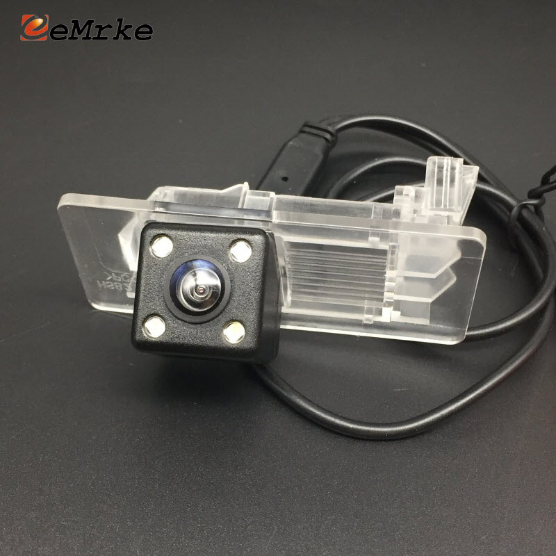 EEMRKE for Seat Ibiza ST SC Alhambra 7N CCD HD Car Camera Rear View Backup Cameras Reverse Parking Camera