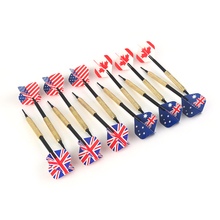 12 Pcs of Soft Tip Darts for Electronic Dartboard with 36 Extra Tips Safe Dart