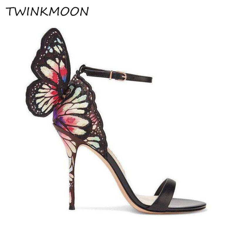 embroidered butterfly sandal13