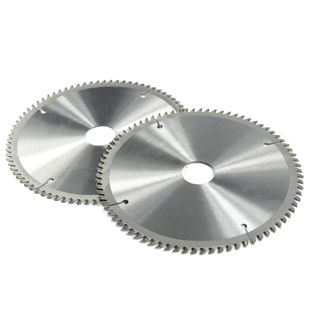 Image 4 - XCAN 1pc 185/210/250mm 60T/80T TCT Wood Circular Saw Blade Wood Cutting Disc Carbide TCT Saw Blade-in Saw Blades from Tools