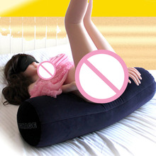 Toughage Multifunctional Sex Magic Cushion Sex Sofa Hold Pad Bed Sex Toys Inflatable Sexual Position Pillow Sex Furnitures toughage g spot sex magic cushion sex furnitures for couple adult sex toys item typesex furnitures