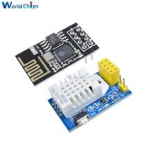 DHT22 AM2302 DHT11 AM2320 цифровой датчик температуры и влажности Беспроводной Wi-Fi модуль ESP8266 ESP-01 ESP-01S ESP01 S для Arduino