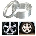 4PCs/Set  Alloy Wheel Hub Centric Spigot Rings 73.1 - 60.1 Wheel Spacer for Lexus/Toyota