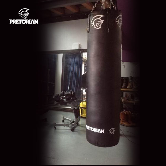 Empty Punching Bag Muay Thai Sandbag Camouflage Boxing Free Combat Training Sand Bag Hanging Kick Punch Bag with Chain 100-180cm suotf adult fitness boxing pear sports punching bag martial arts supplies boxing speed ball punching bag excercise equipment