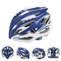 ESSEN Мужской взрослый дорожный велосипедный шлем casco bici командный гоночный велосипед спортивный шлем безопасности Capacete Casco Ciclismo велосипедны