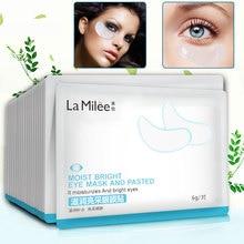 20packs=20pairs Crystal Collagen Eye Mask Eyelid Patch Anti Wrinkle Moisture Under Dark Circle Remover