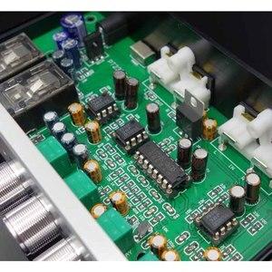 Image 5 - Предусилитель KYYSLB для домашнего аудио op amp NE5532, предварительный усилитель OF1 TP2399 HD, цифровой усилитель для караоке, с микрофонным входом