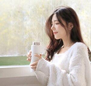 Image 3 - Xiaomi mijia תרמוס בקבוק 500 ML כוס תרמית ואקום ספל 12 שעות לשמור חם קר מים יום הולדת מתנה לילד ילדה הידידה
