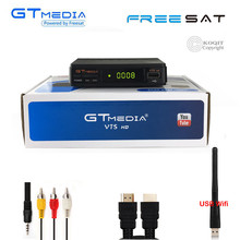 GTmedia V7S DVB S2 Digital Satellite Receiver HD AC3 Decoder TV Tuner Support 3G Wifi CS