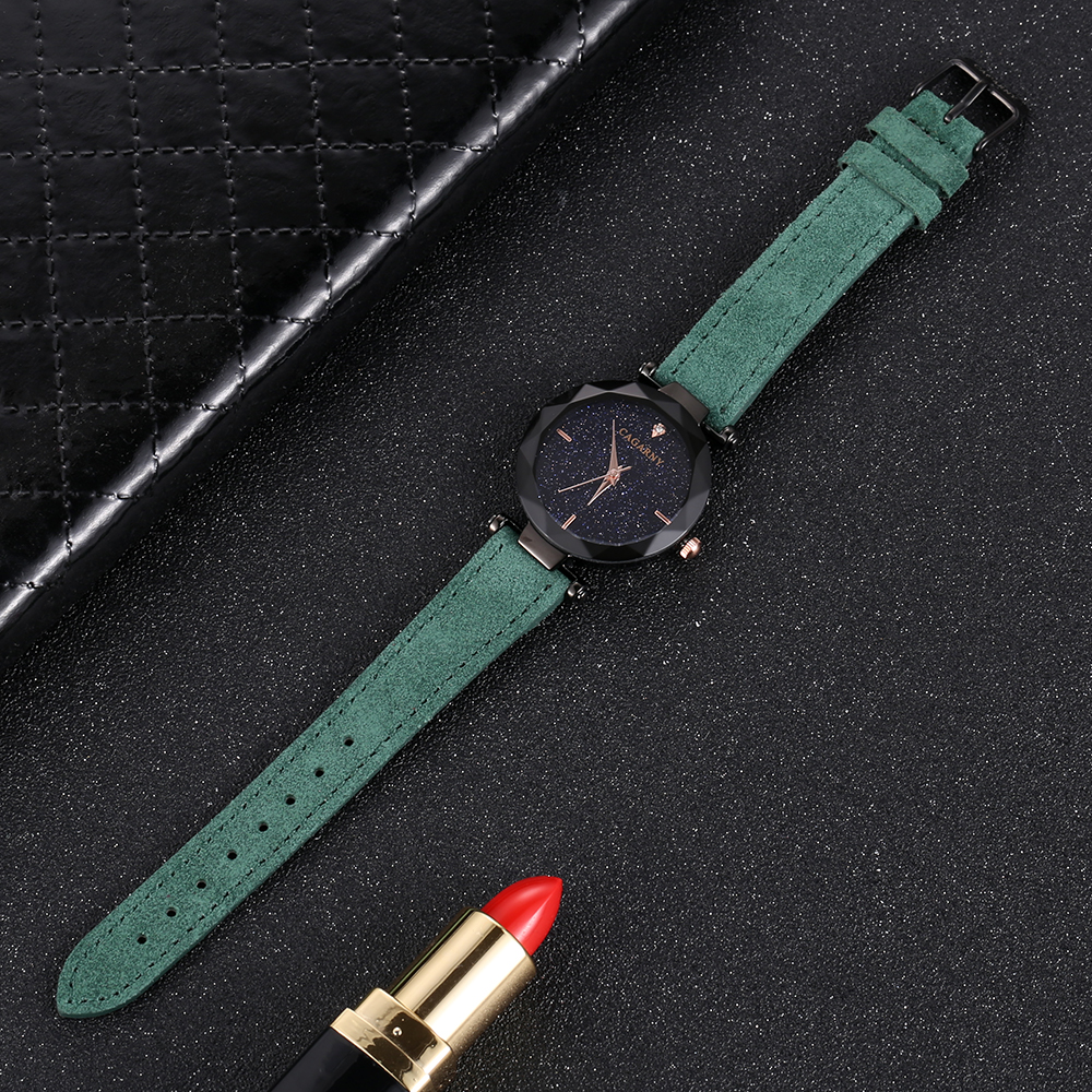 cagarny 2018 Leather Women Watches Ladies Luxury Brand Famous Wrist Watch Fashion Dress Female Clock Relogio Feminino Montre Femme (6)