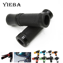 Moto With 22mm 7/8 Handlebar Hand Grips For for bmw KTM Duke 125 200 390 690 RC 1190