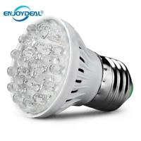 Enjoydeal 1 PC 20LED Anlage Wachsen Licht Lampe energiesparende Wachsen Licht UV Glühbirne Indoor Hydrokultur Gemüse led leuchten e27 220 V-in UV-Lampen aus Licht & Beleuchtung bei