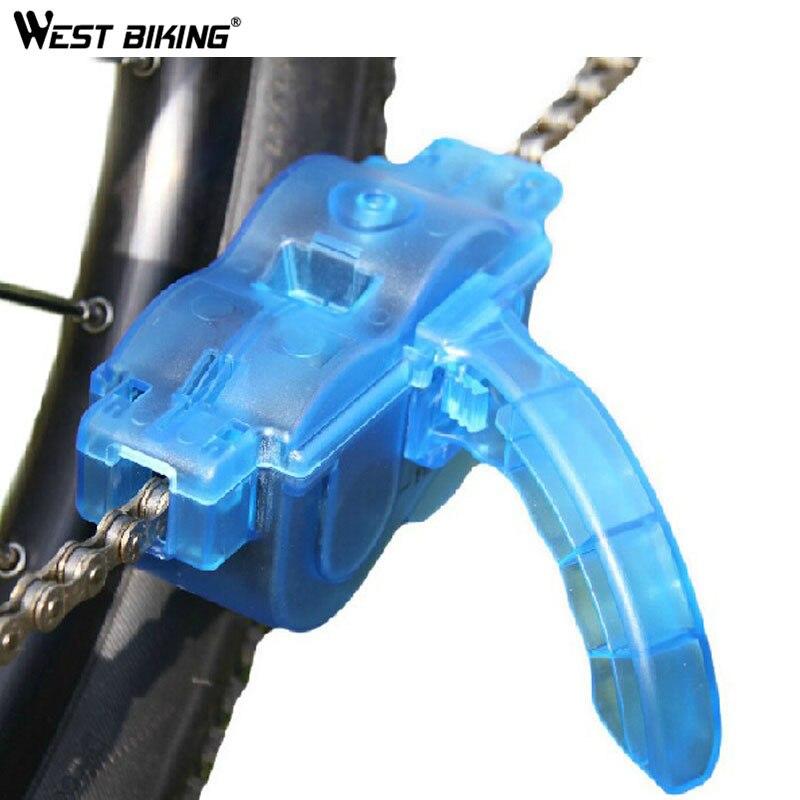 Protector de Cadena de bicicleta de Ciclo de la bicicleta de Reparación de Herramienta Cepillos Fregadoras Wash Kit Pro Carretera MTB Bicicleta de La Bici Chain Cleaner Herramientas Sets