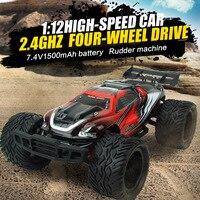 SUBOTECH BG1508 RC Car 1 12 Racing Car High Speed Assembled Radio Control Race Car 4WD