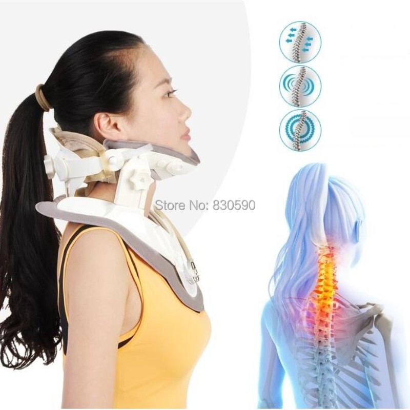 New Generation Cervical Disease Pain Relief Inflatable Cervical Neck Brace cervical repositioning sense in subjects with non specific neck pain