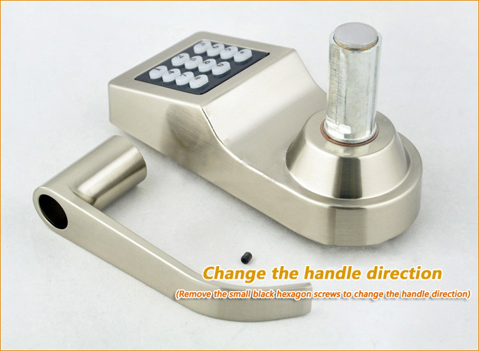 Smart Lock with Remote Control 11