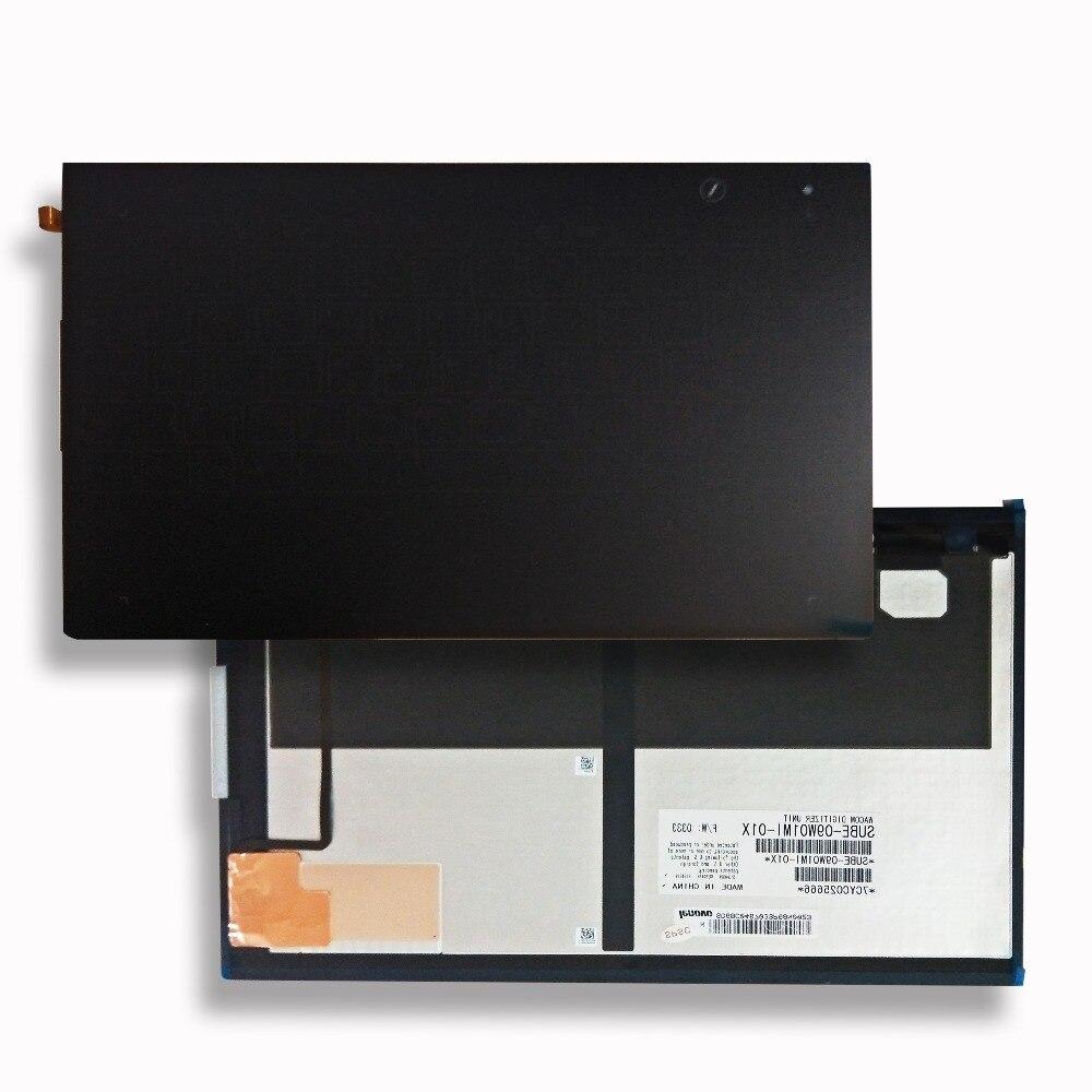 D'origine clavier Anglais Pour 10.1 Lenovo Yoga Livre YB1-X90L YB1-X90F YB1-X91L YB1-X91F clavier Assemblée