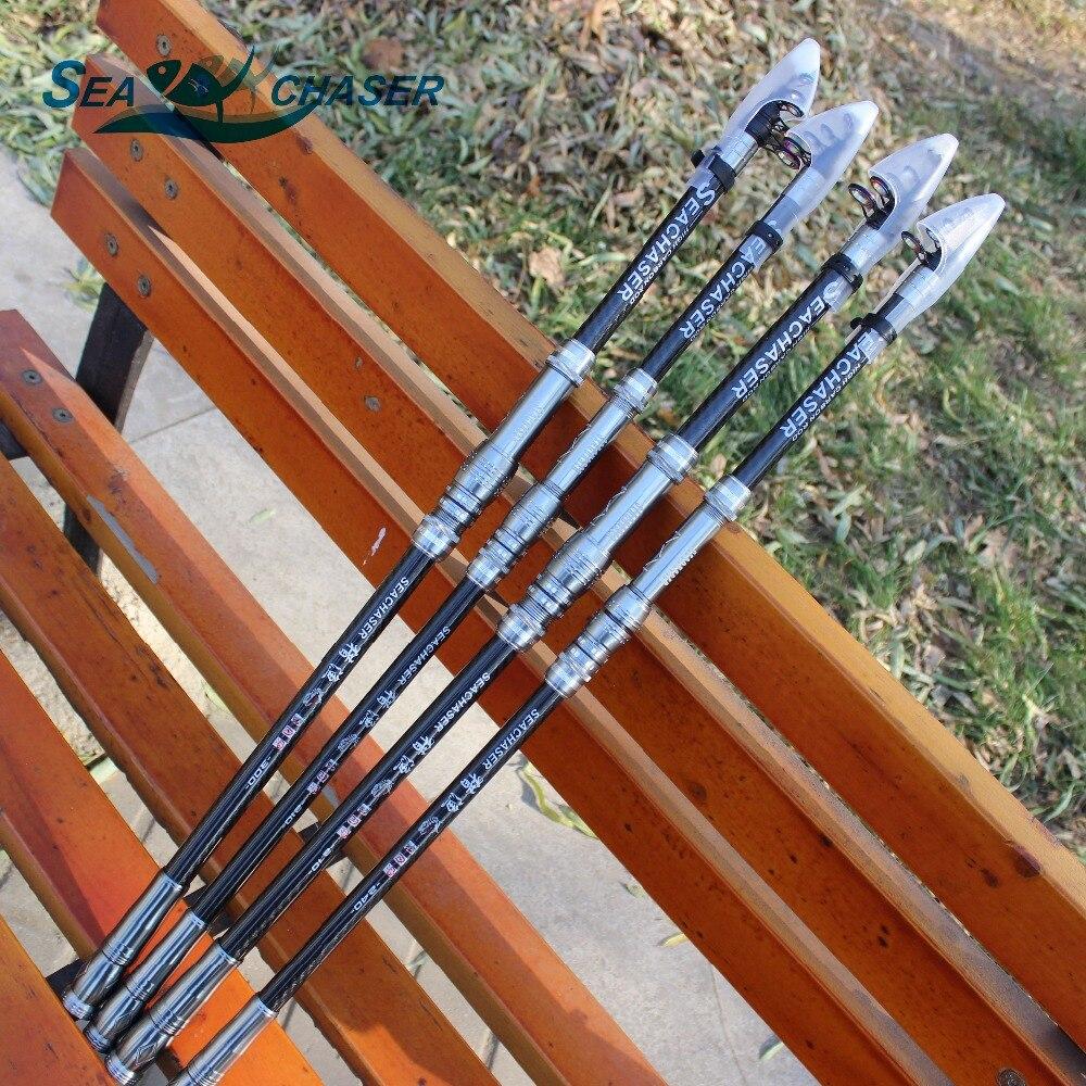 NEW 2.1m 2.4m 2.7m 3.0m 3.6m Telescopic Fishing Pole XH Telescopic Fishing Rod Carbon Free Shipping buy one get one free