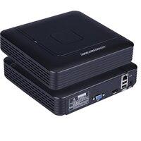 Безопасности NVR 8 CH Full HD 1080p ONVIF Мини NVR HI3520D процессор сети видео Регистраторы для IP Камера Камеры Скрытого видеонаблюдения Системы