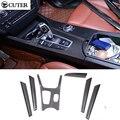 High quality F25 F26 X3 X4 Carbon Fiber interior dashboard decoration trim for BMW F25 X3 F26 X4 2014