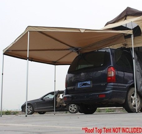 DANCHEL Diameter 2m 4 Side Sector Car Tent Awning Roof Only