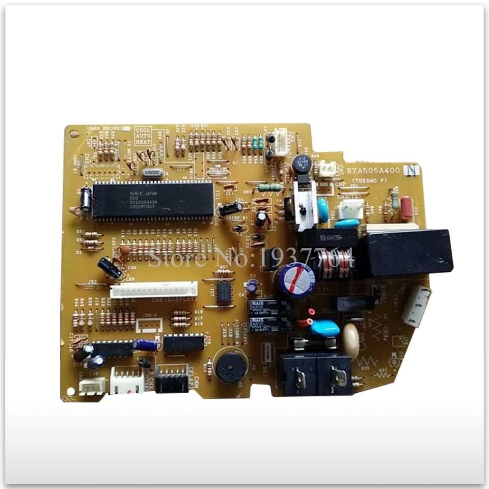 95% new for Mitsubishi Air conditioning computer board circuit board RYA505A400 RYA505A400N good working 95% new used baord for mitsubishi air conditioning computer board bg76n488g02 good working
