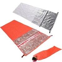 Adultos ao ar livre à prova dwaterproof água portátil acampamento caminhadas quente sacos de dormir tipo envelope à prova de umidade tapetes respirável viagem sono|Sacos de dormir| |  -
