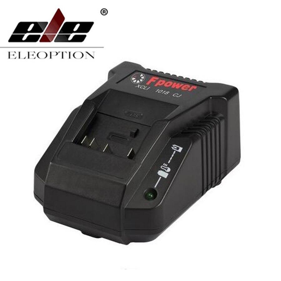 AL1018K Electrical Drill Li ion Battery Charger For Bosch AL1820CV 10 8V 18V Power Tool BAT607