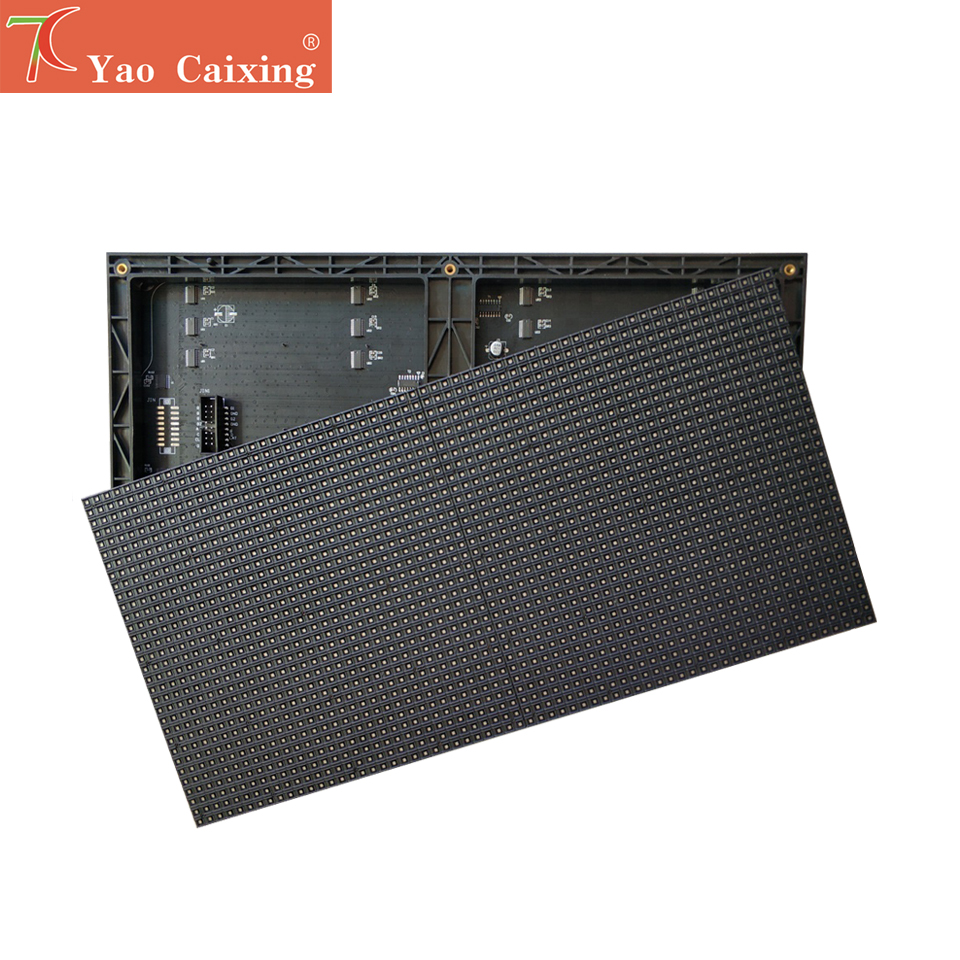 Yao Caixing Free Shipping Cheapest P5 Smd2121 Indoor 16scan Full Color Led Matrix Display Module Board
