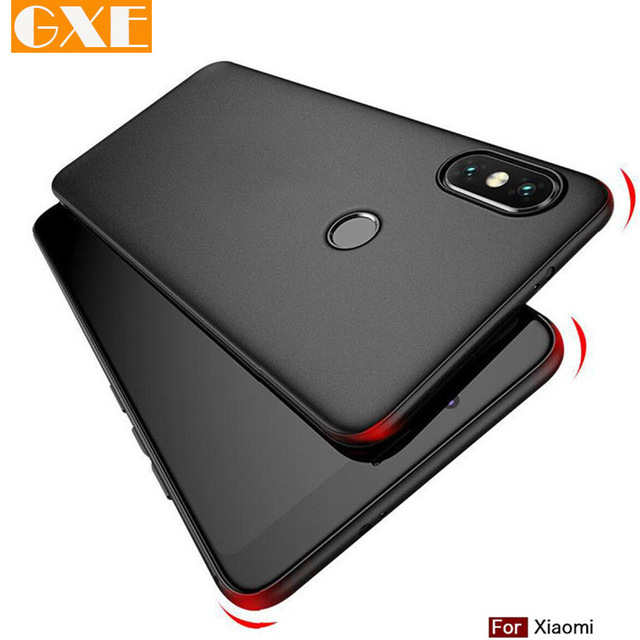 Matte TPU Frosted Cover For Xiaomi Redmi Note 5 Case 6A 6 Pro S2 4X 4 4A 5A 5 Plus Mi 8 SE 5x A1 6X A2 Lite Mix 2 Airbag Cases