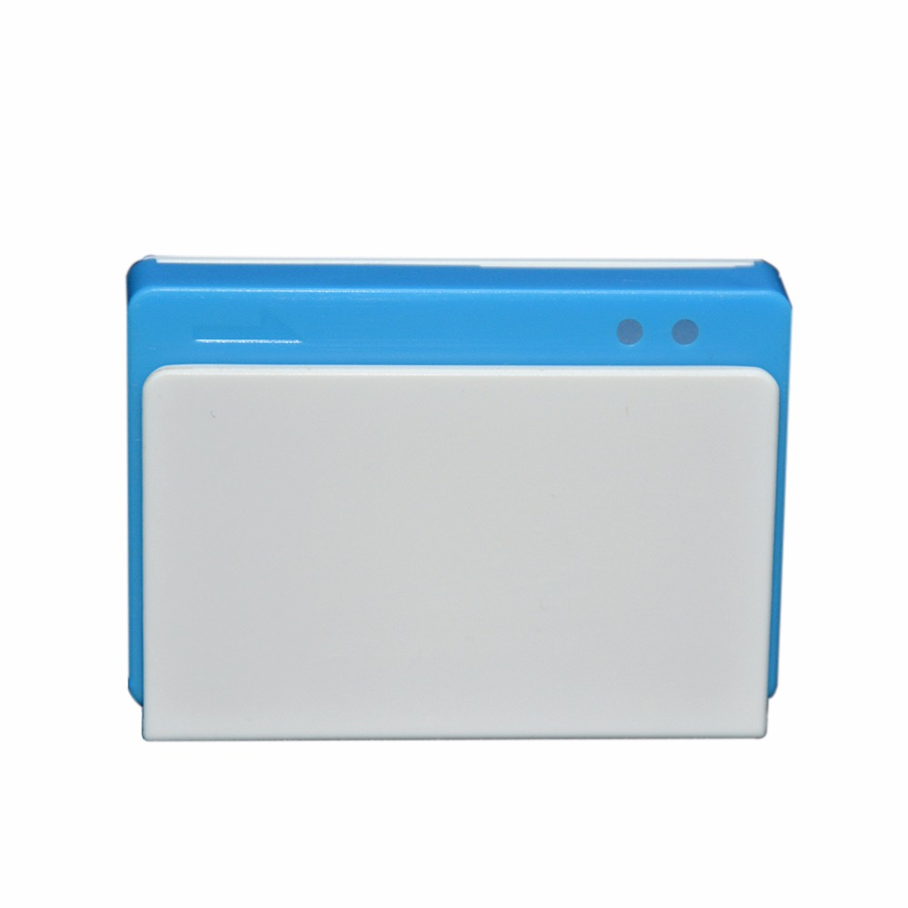 Lecteur de carte Mobile Bluetooth trois-en-un avec Contact/carte à puce sans Contact MPR110 - 2