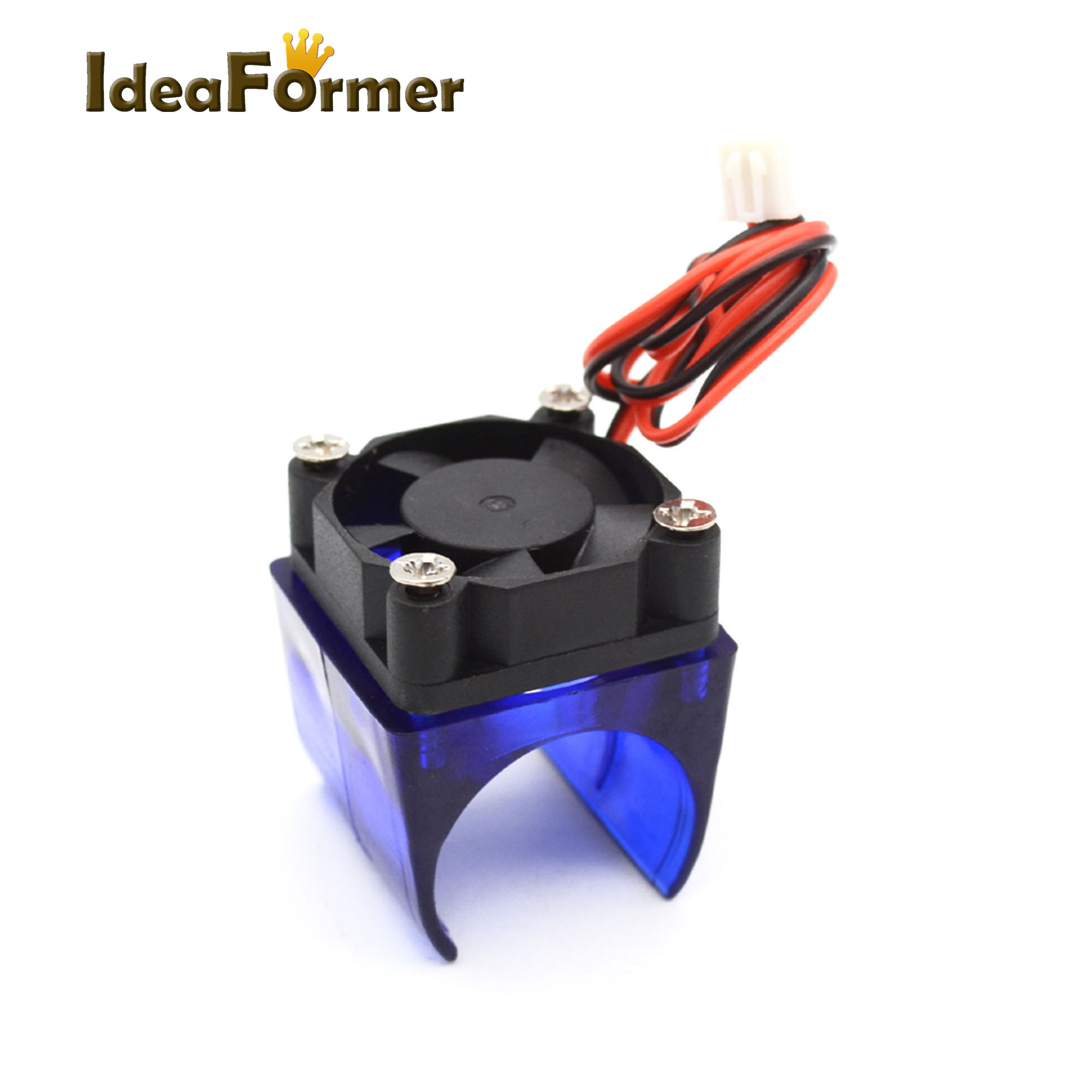 1 set V5 V6 J-head assembled Cooling Fan Radiator Cooler 3010 DC 12//24V hotend.